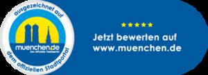 Bewerten Sie uns auf https://branchenbuch.portal.muenchen.de/. Vielen Dank.